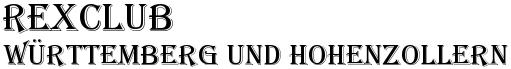 Rexclub Württemberg und Hohenzollern
